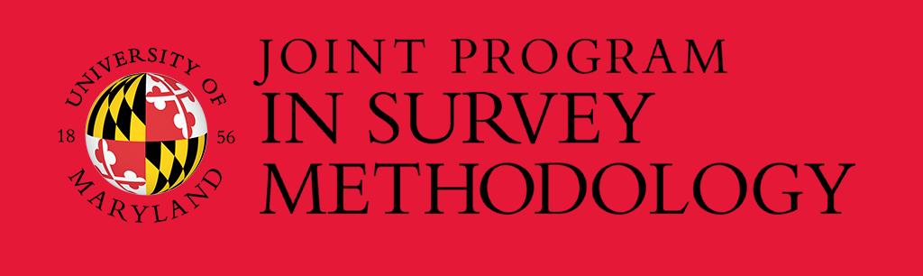Joint Program in Survey Methodology
